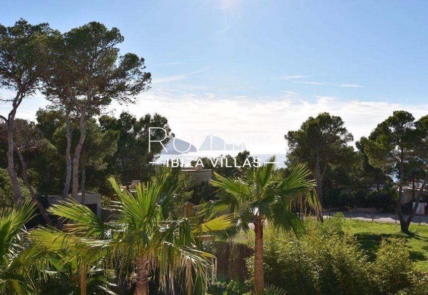 villa maris ibiza-1sea view vedra vedranell