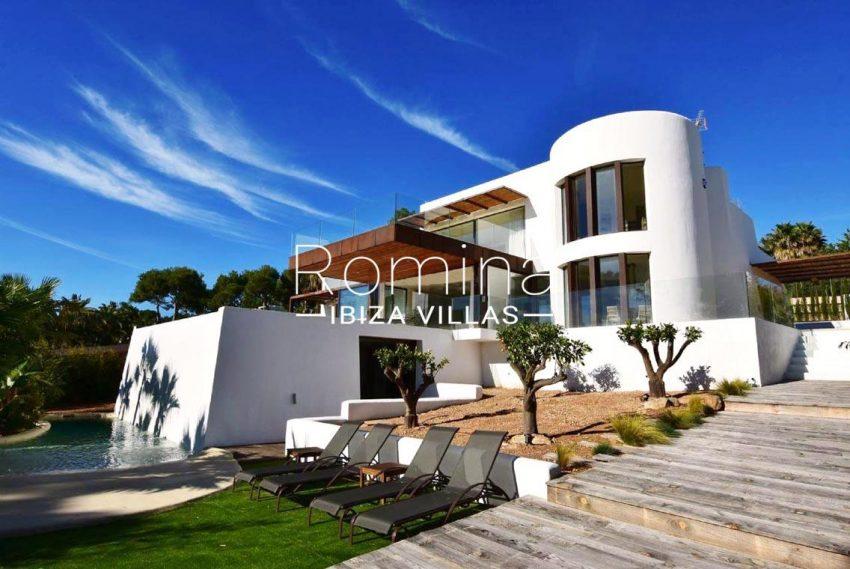 villa maris ibiza-2facade
