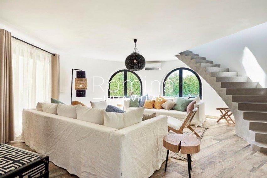 villa tili ibiza-3living room3