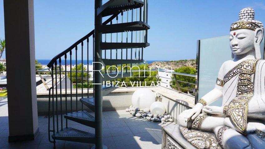 atico vista mar ibiza-1terrace sea view2