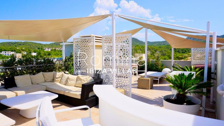 atico vista mar ibiza-2terrace sail lounge