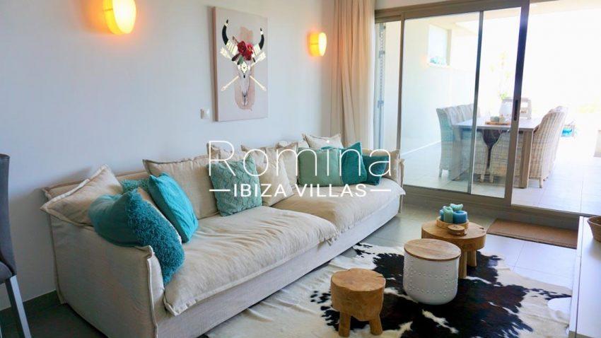 atico vista mar ibiza-3living room