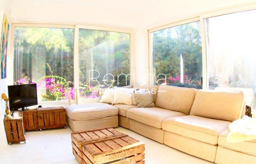 casa kina ibiza-3living room veranda