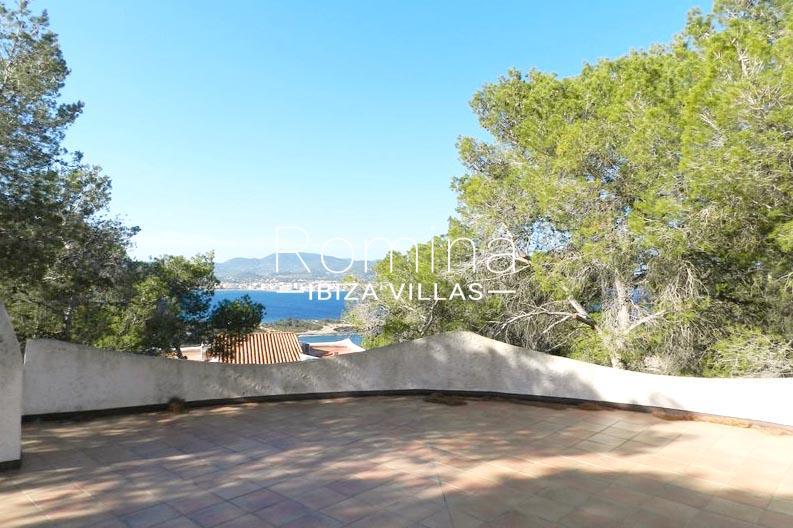 casa stella ibiza-1terrace sea view