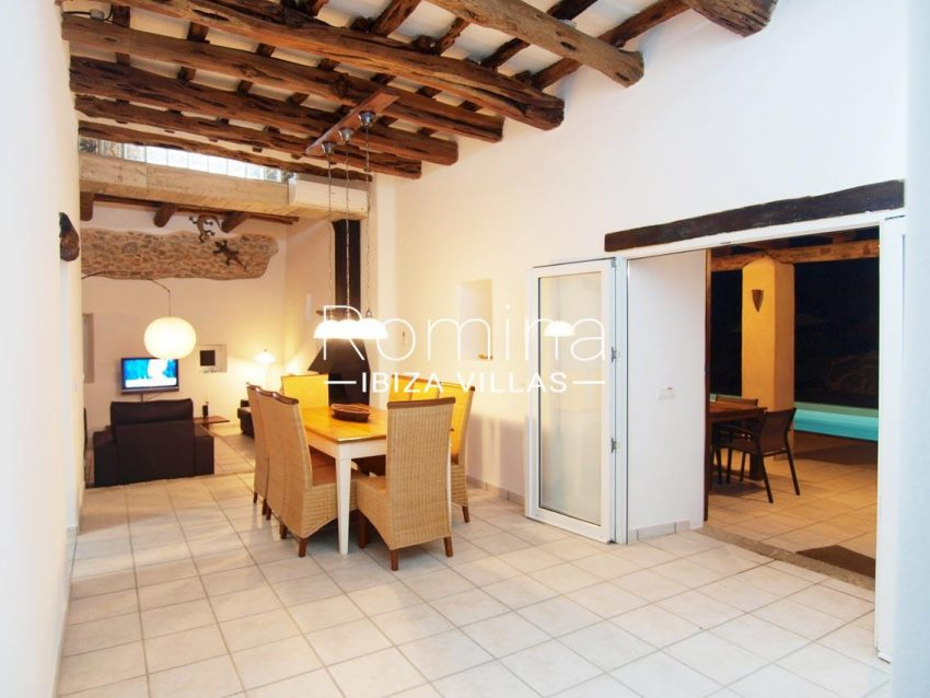 casa vergel ibiza-3living dining room2