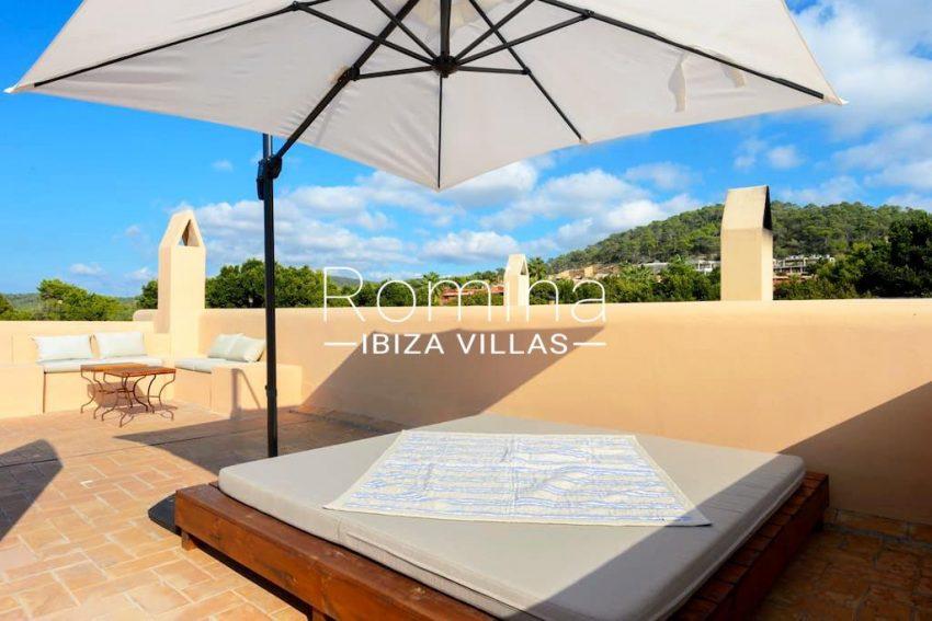 casita moli ibiza-2roof terrace lounge