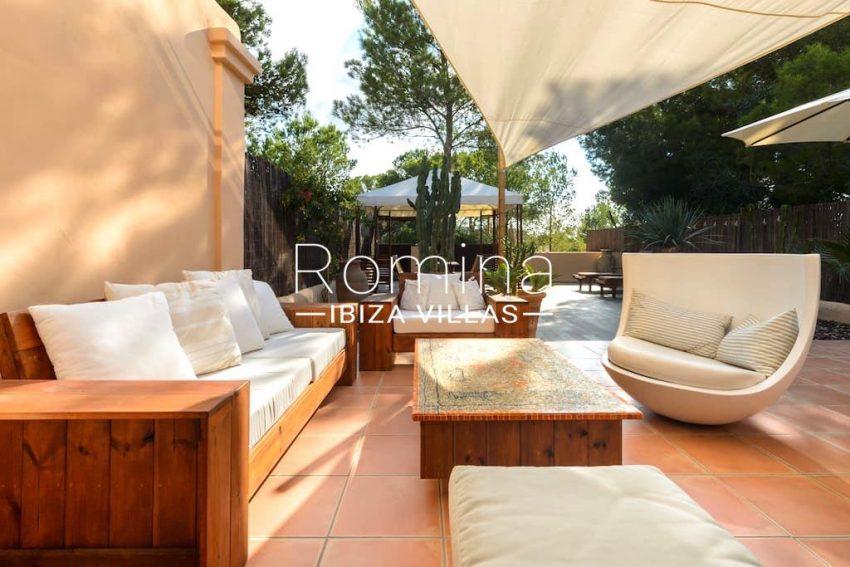 casita moli ibiza-2terrace sitting area garden gazebo