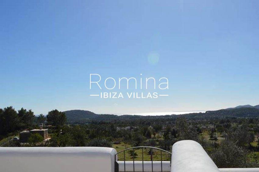 finca kanya ibiza-1bedroom terrace sea view