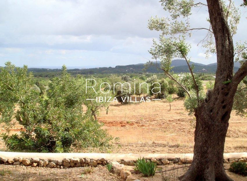 finca kanya ibiza-1view countryside
