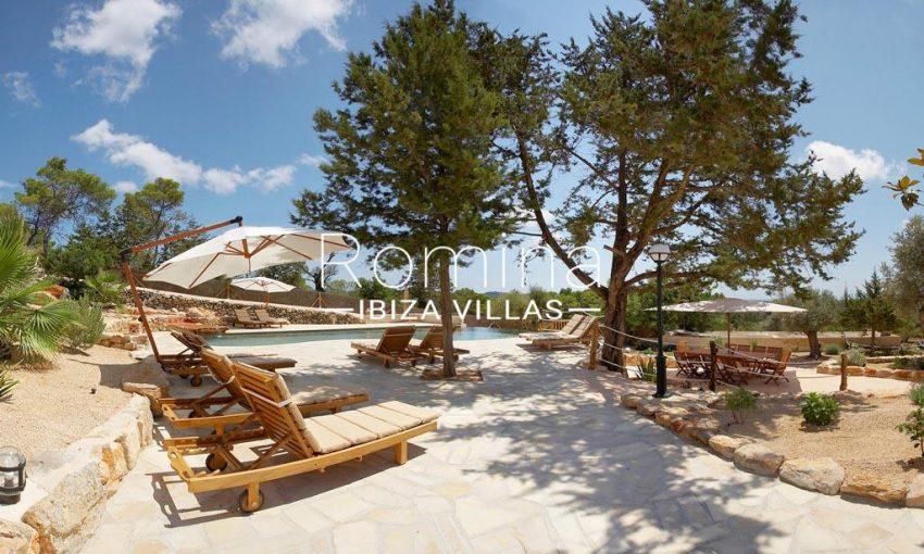 finca kanya ibiza-2pool terraces
