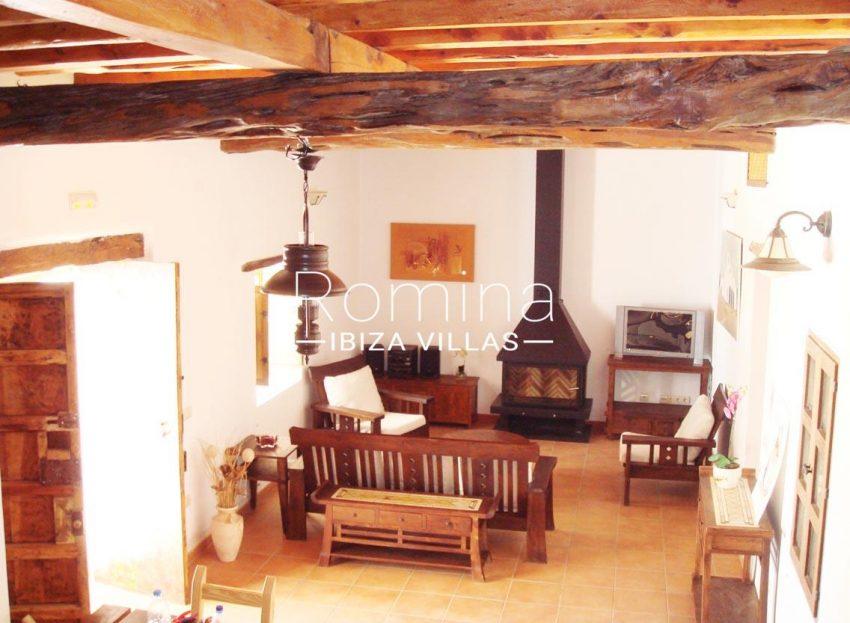 finca kanya ibiza-3living room sala