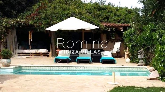 villa maisy ibiza-2pool terrace