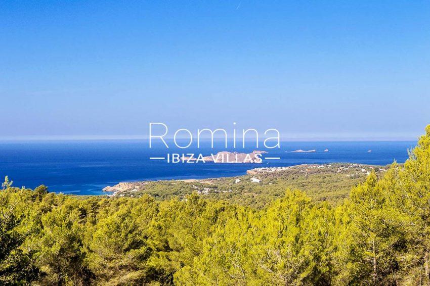 villa pomba ibiza-1sea view islets