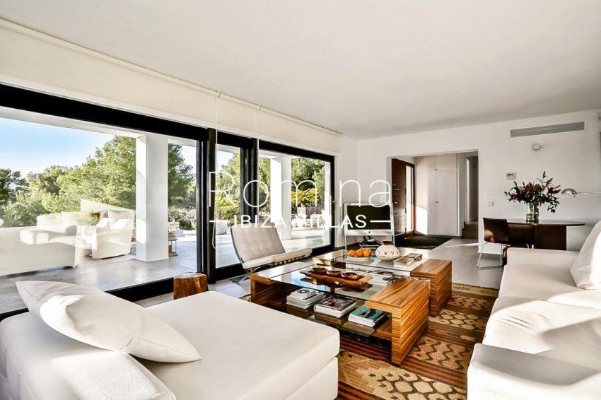 villa pomba ibiza-3living room