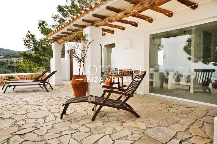 villa sandra ibiza-2terrace porch