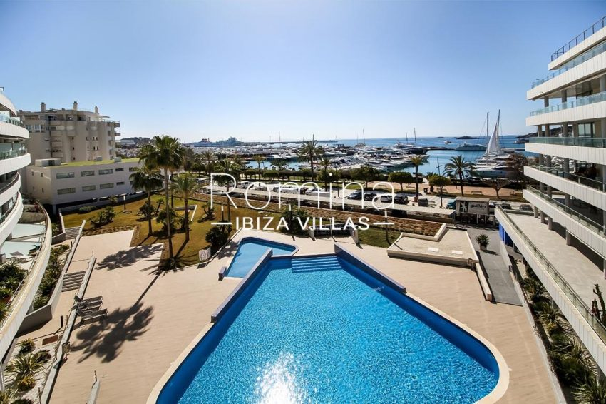 apto miramar paseo ibiza-1pool sea view2