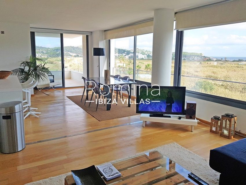 apto moderno ibiza-3living dining room