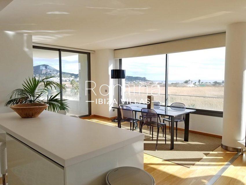 apto moderno ibiza-3zkitchen dining room