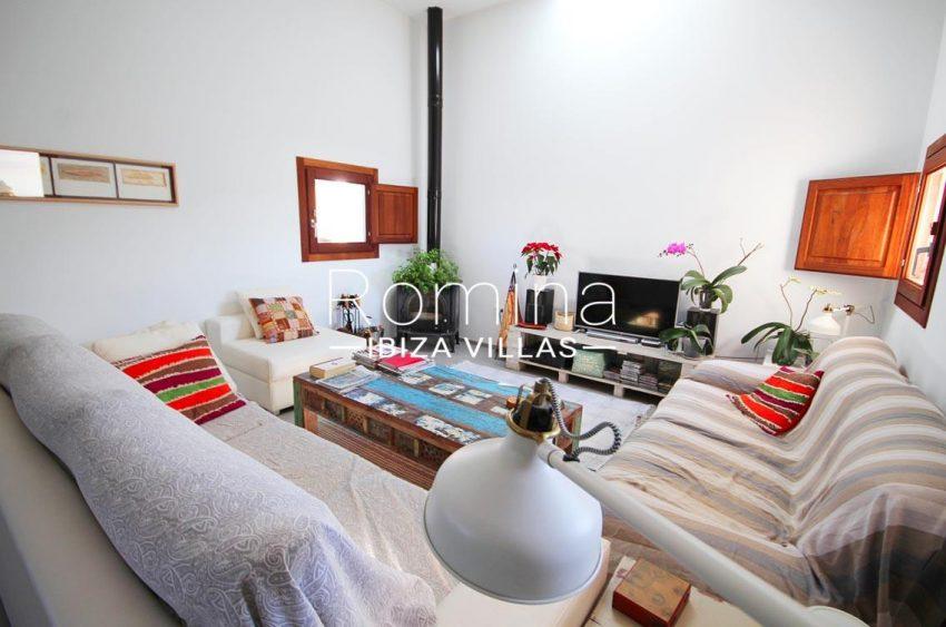 casa landy ibiza-3living room stove
