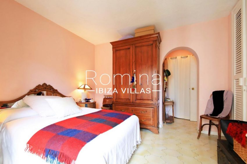 duplex marina ibiza-4master bedroom