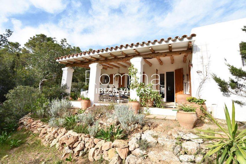 finca jaden ibiza-2facade porch