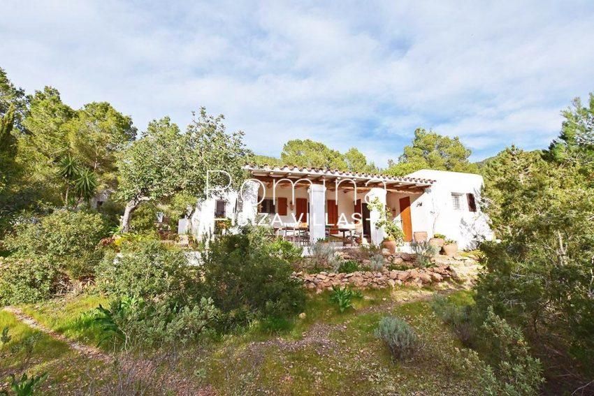 finca jaden ibiza-2facade porch garden