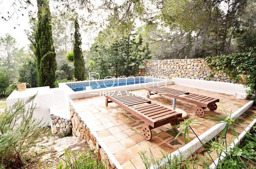 finca jaden ibiza-2pool terrace