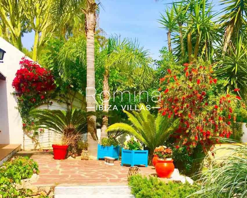 villa mindi ibiza-2garden terrace