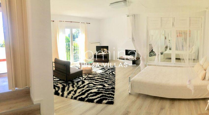 villa mindi ibiza-4bedroom fireplace