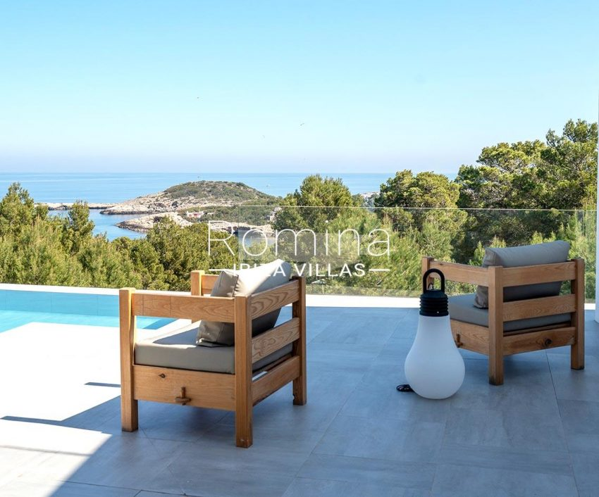 villa natalia ibiza-1terrace sea view