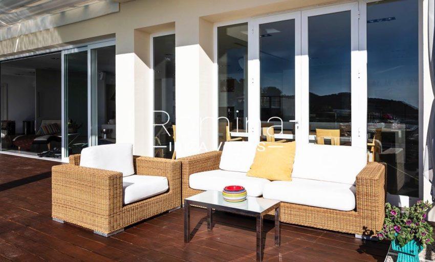 villa sedna ibiza-2terrace sofas