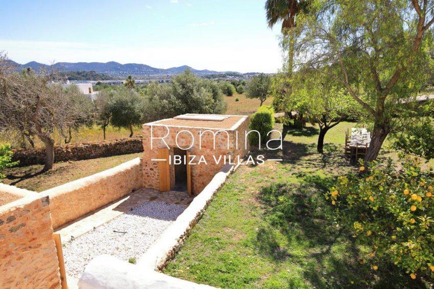 can fogana ibiza-2garden patio view hills