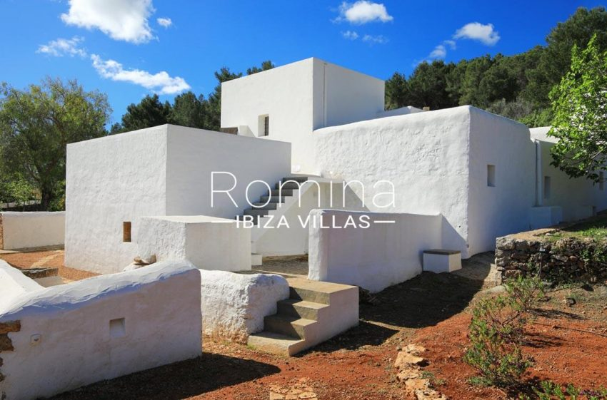 can fogana ibiza-2rear facade