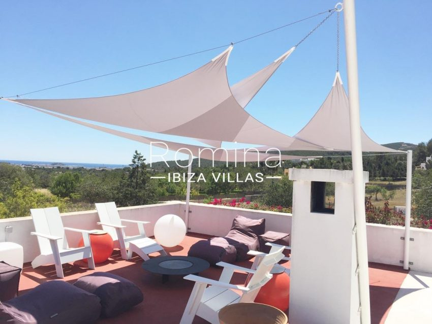 can puxet ibiza-1upper terrace chill out sea view3