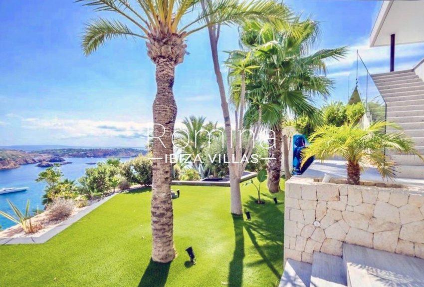 villa ada ibiza-1garden sea view