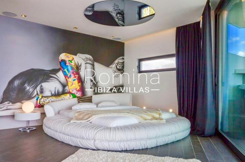 villa ada ibiza-4master bedroom