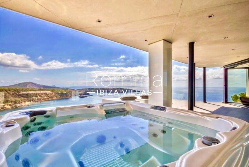 villa ada ibiza-5jacuzzi sea view