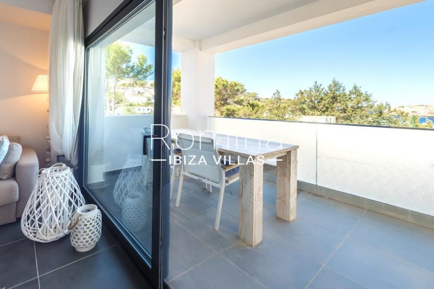 apto elly ibiza-1terrace sea view