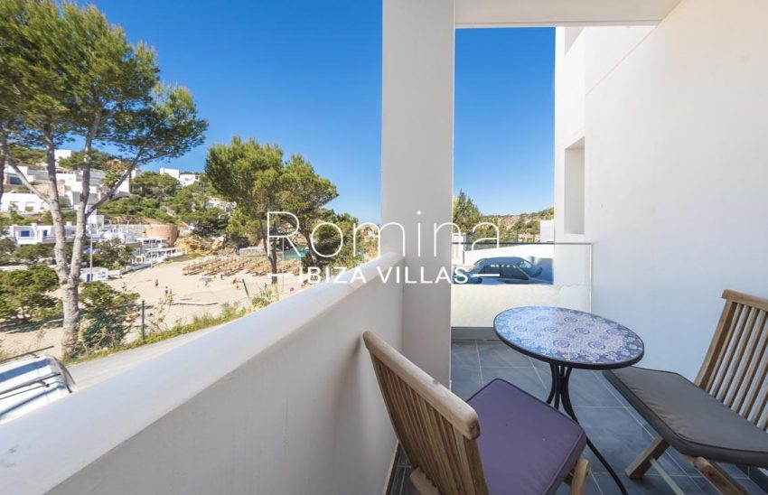 apto elly ibiza-1terrace sea view beach