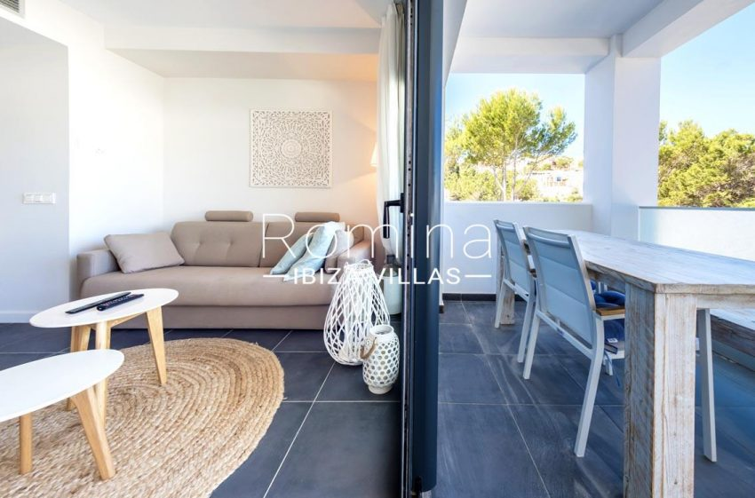 apto elly ibiza-3living room terrace