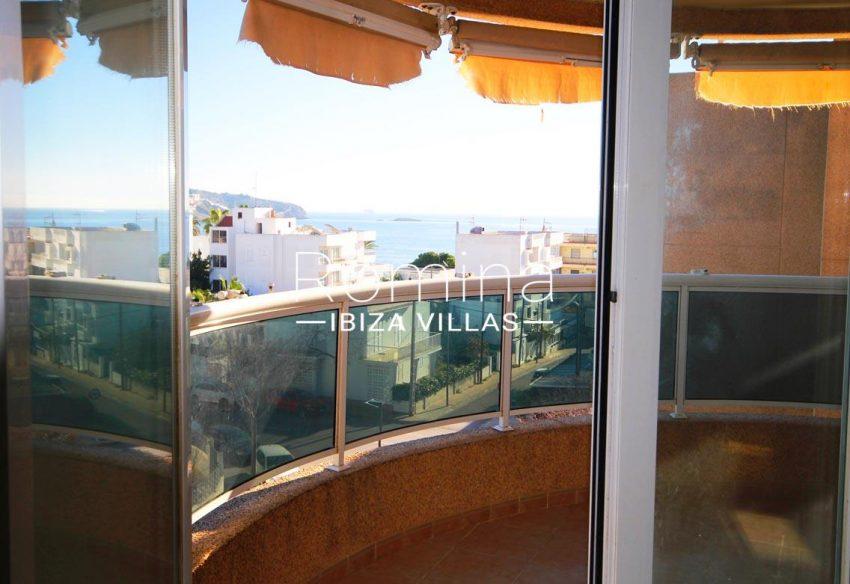 atico villa ibiza-1terrace sea view2
