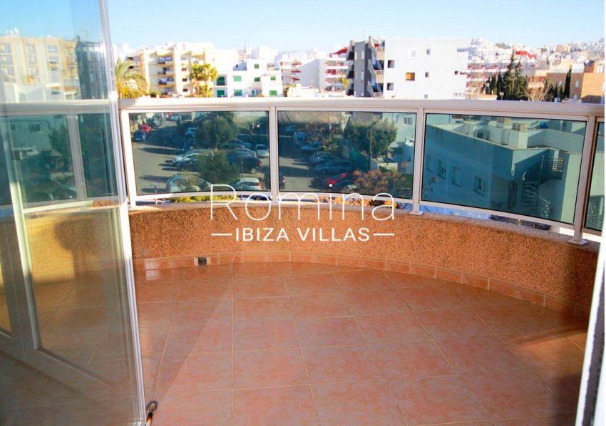 atico villa ibiza-2terrace view roofs
