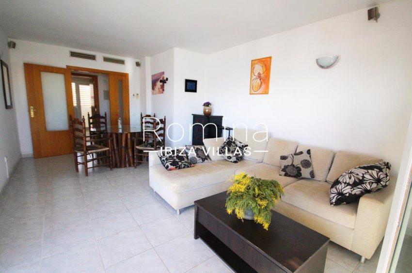 atico villa ibiza-3living dining room2