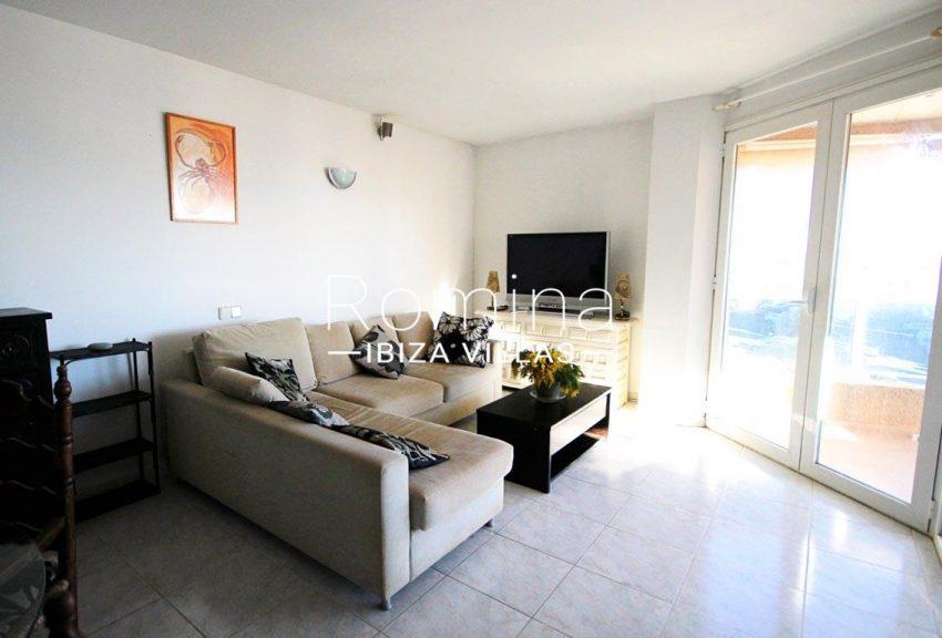 atico villa ibiza-3living room