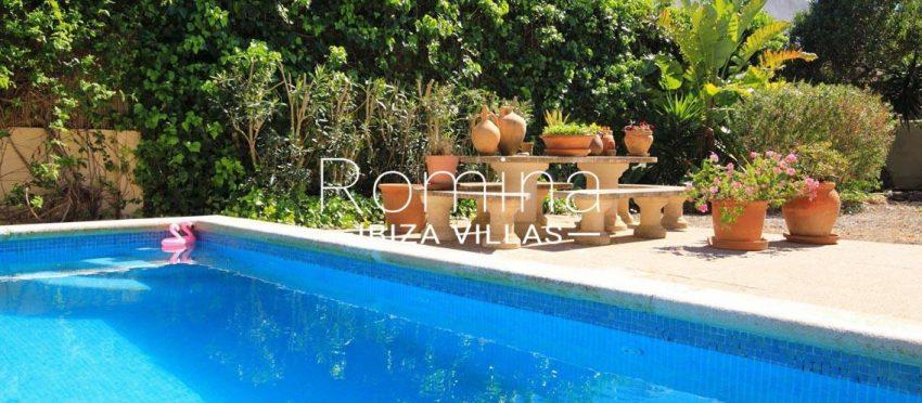 casa caliza ibiza-2pool terrace