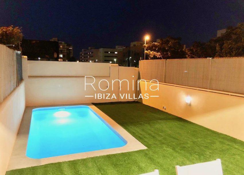casa urban ibiza-2garden pool