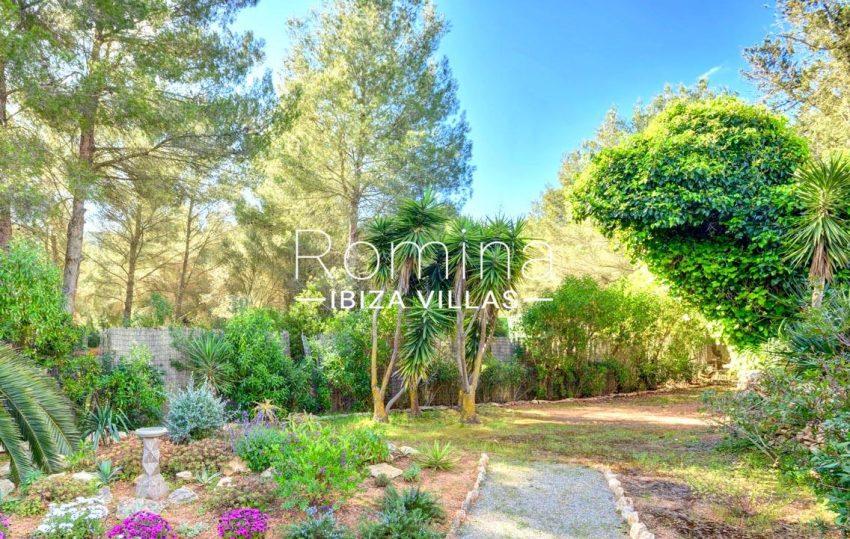 villa aria ibiza-2garden