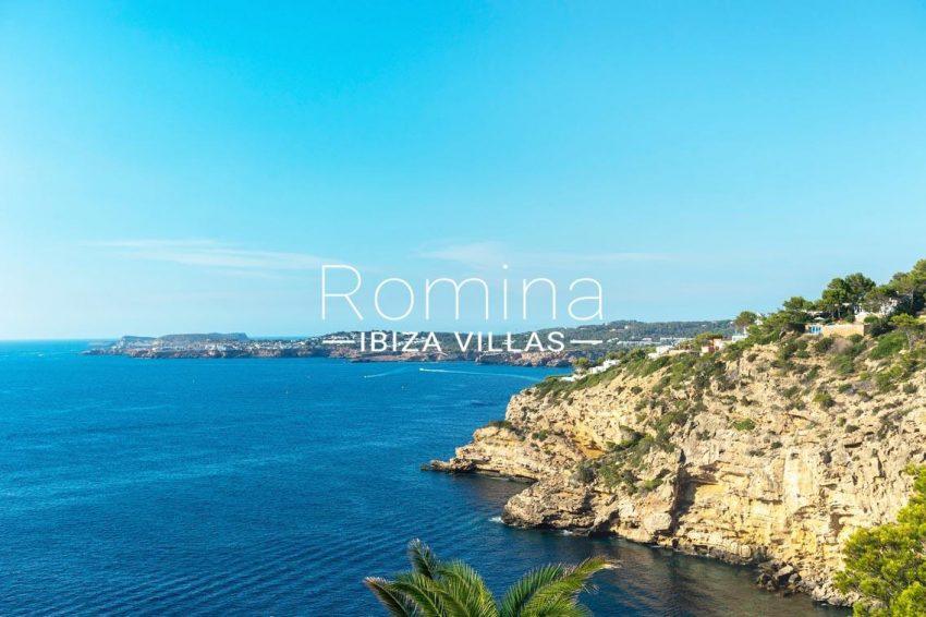 villa artemis ibiza-1sea view