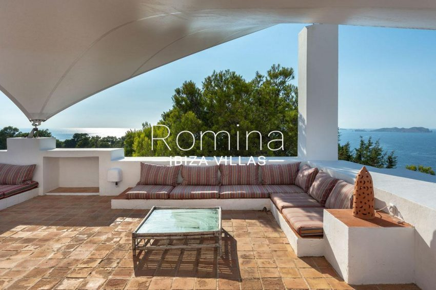 villa artemis ibiza-1terrace sea View3