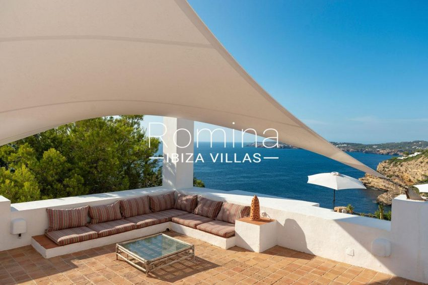 villa artemis ibiza-1terrace sea view2